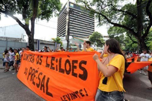 Petróleo: leilões devem ser cancelados até revisão da lei 9.478