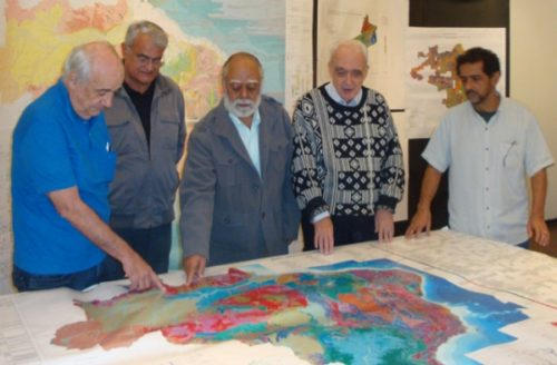 Clube recebe a Semana da Geologia