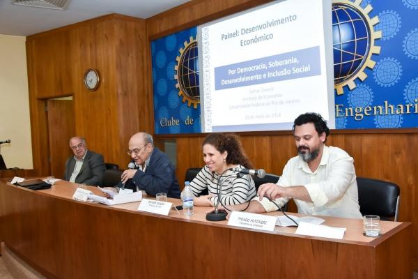 Painel: Desenvolvimento Econômico