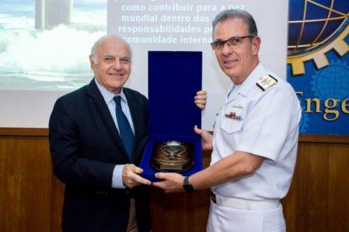 A Marinha do Brasil e a engenharia nuclear