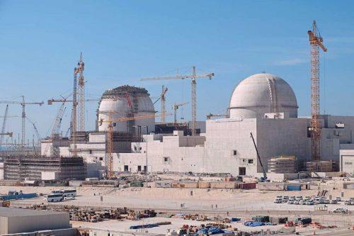 Concluída mais uma etapa da maior construção nuclear do mundo, em Abu Dhabi