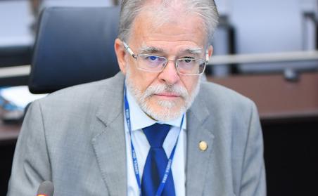 Morre tragicamente o conselheiro José Chacon de Assis