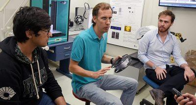 Unicamp inova com fibras ópticas por impressão 3D