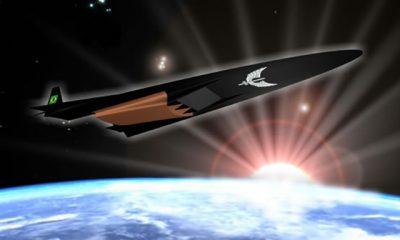 Projeto 14-X: IEAv recebe fase 2 do projeto executivo para ensaio em voo do motor scramjet