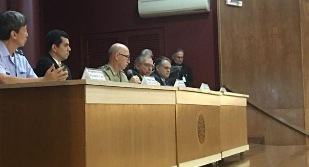 I Simpósio Nacional de Geopolítica: abertura discute transformações na ordem mundial