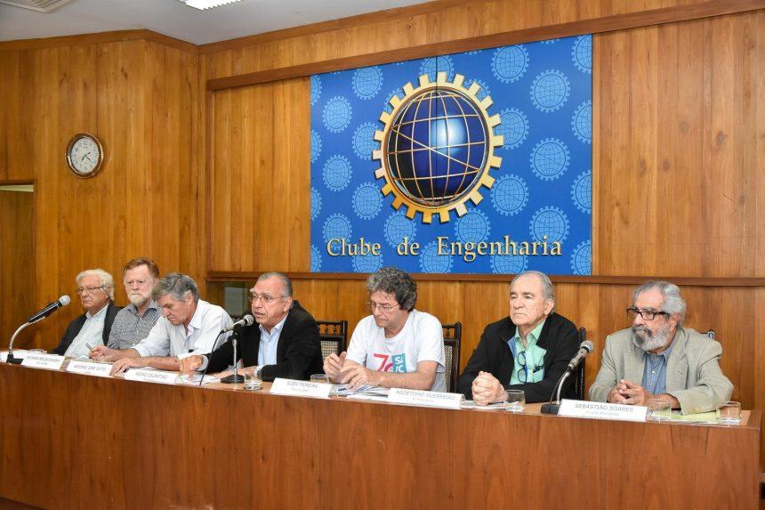 """Lançamento do documento """"Um projeto para o Brasil"""""""