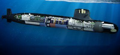 Prosub: concluída com antecedência etapa de construção do quarto submarino convencional
