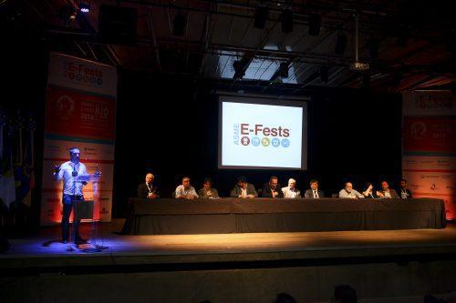 UFRJ sedia o primeiro E-Fest na América do Sul com participação do Clube de Engenharia