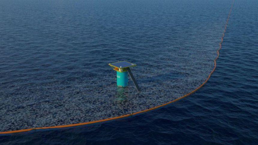 Clube Recomenda: Sistema para limpeza do Oceano Pacífico