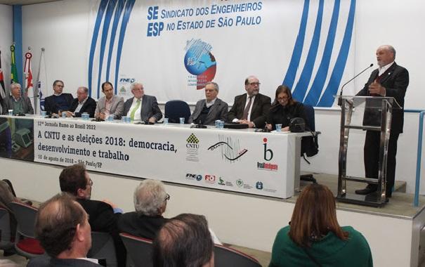 A CNTU e as eleições de 2018: democracia, desenvolvimento e trabalho