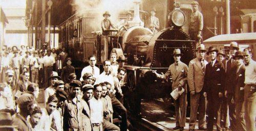O Museu Ferroviário Nacional Barão de Mauá