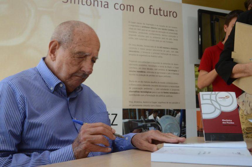 Homenagem a Alberto Coimbra na Coppe