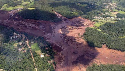 Nota sobre a ruptura de barragem em Brumadinho