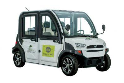 Clube Recomenda: Carros elétricos disponibilizados na UFRJ