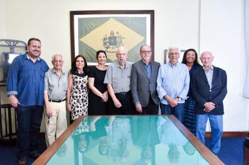 Conselheiros Vitalícios: trajetórias que fazem História