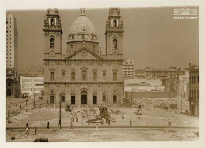 Fundações da Igreja da Candelária: engenharia e história em 4 séculos