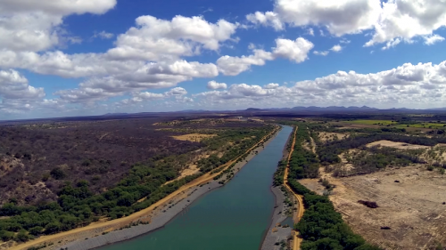 Abastecimento de água: solução inovadora para o Nordeste