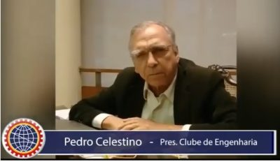 Pedro Celestino convida para 3º EFEEng
