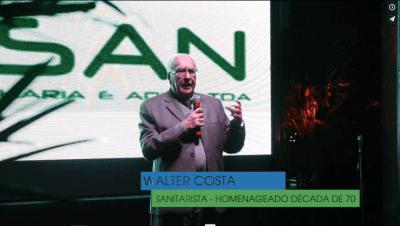 Adeus ao Eng. Walter Pinto Costa, fundador da ABES